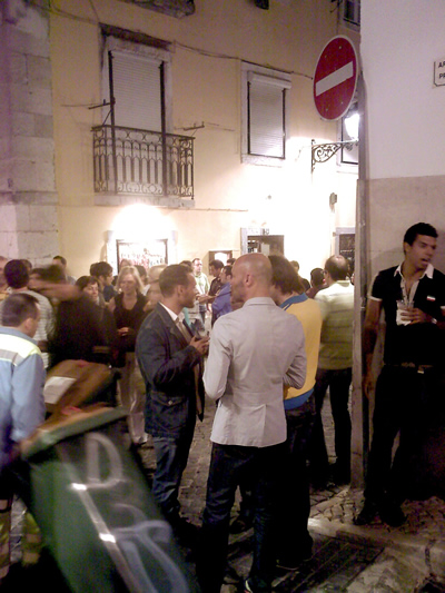 A brief introduction to the gay bars in Bairro Alto Lisbon Gay