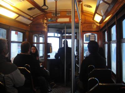 Lisbon tram 28 February 2010