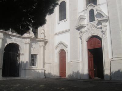 Church Viewpoint Graca Lisbon