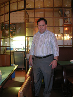 SNOB-Restaurant-Lisbon-Bairro Alto-Owner