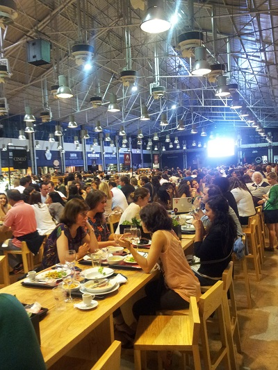 Mercado da Ribeira Lisbon 2014 Time Out gastronomical area Gal