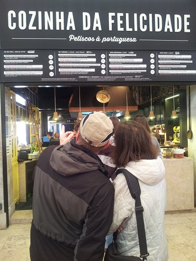 Mercado da Ribeira petiscos tapas March 2015