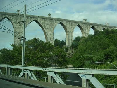Aquaduct Lisbon