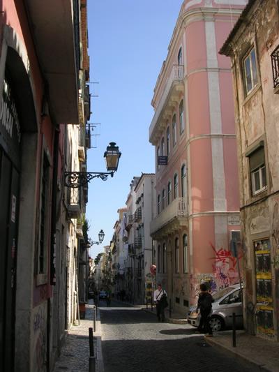 Bairro Alto Rua da Rosa
