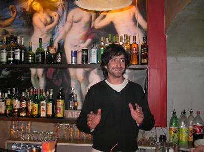 Bairro Alto Bar Capela Pedro Silva