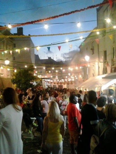 Mouraria Lisbon Santo Antonio street party June 12 2016