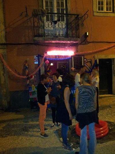 Saint Antonio June 2016 Feikje Mouraria Lisbon