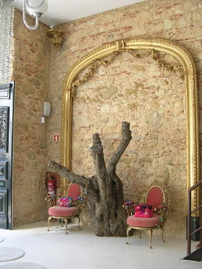 Antiques Fabrico Infinito Principe Real mirror