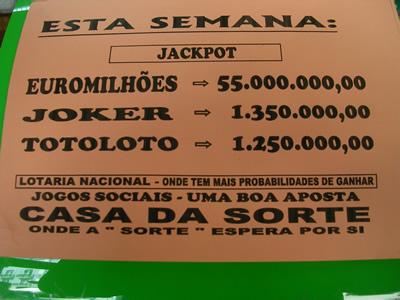 Lisbon lottery