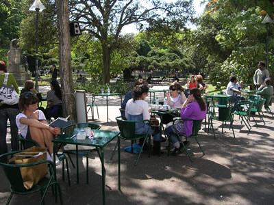 Lisbon Parque Principe Real Terrace