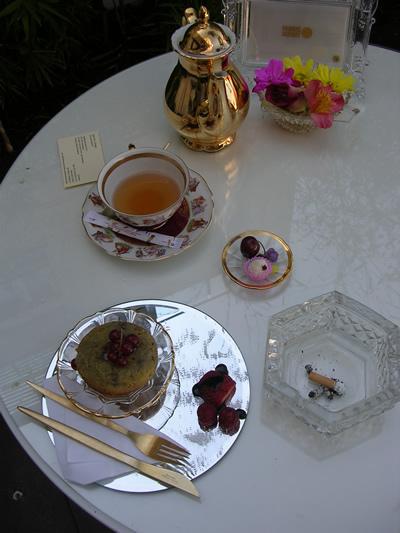 Principe Real Fabrico Infinito Exotico & Classico tearoom