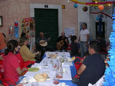 Lisbn June Santo Antonio Faso Alfama