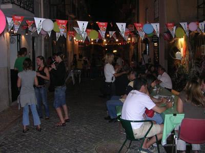 Lisbon Santo Antonio restaurant Paladar