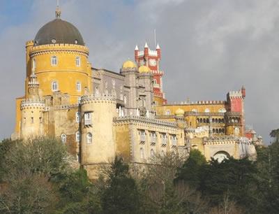 Sintra Palacio Nacional da Pena
