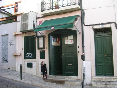 Restaurant SNOB Lisbon Rua do Seculo 178