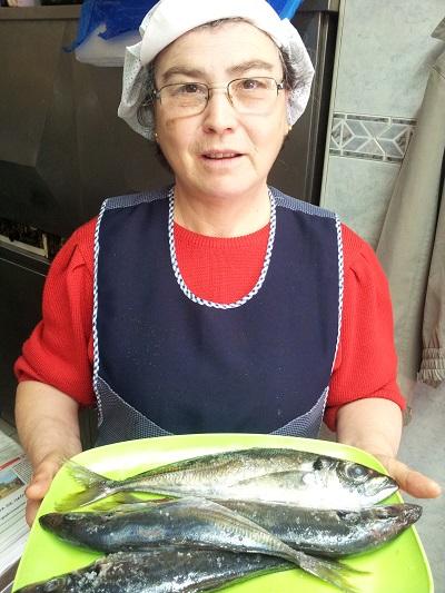 Laurinda Restaurant Mouraria fesh fish