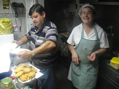 Lisbon cheap restaurant Jose Mouraria