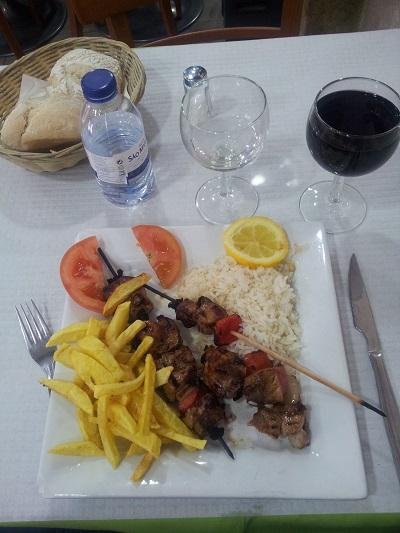 Restaurant Carmar Lisbon Espetada near Martim Moniz