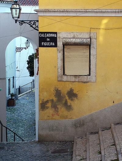 Lisbon Walker Alfama