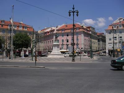 Lisbon Cais do Sodre Duque da Terceira square