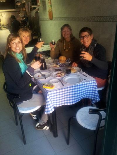 dutch ladies 4 feb Jose Marie lunch