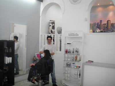 Aurelio Ramos Lisbon famous hairdresser Lisbon new saloon 2011