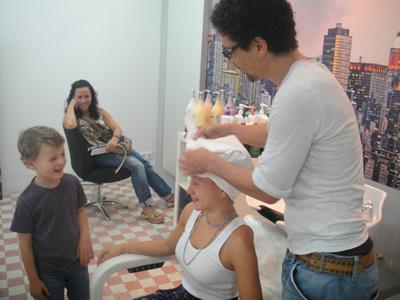 Lisbon Aurelio Ramos new hair saloon Lisbon Empire Baixa1