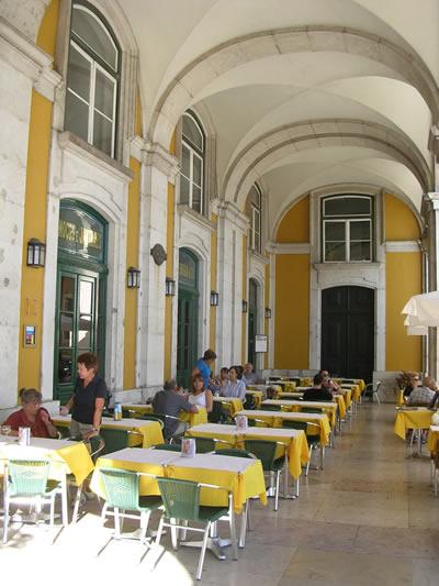 Lisbon Restaurante da Arcada Praca do Comercio 37