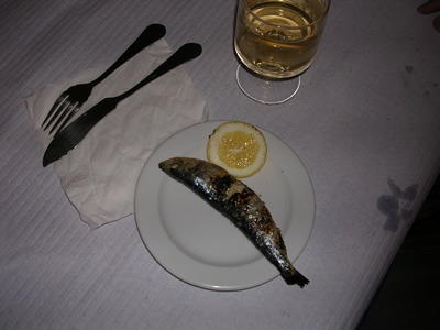 Sardinha for Aurelio