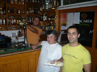 Meco restaurante Tropical do Meco staff3