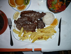 Restaurante Aldeio do Meco 'Tropical do Meco' picanha