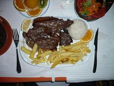 Restaurante Aldeio do Meco 'Tropical do Meco' picanha
