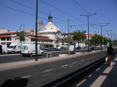 Mercado da Ribeira Avenida 24 de Julho