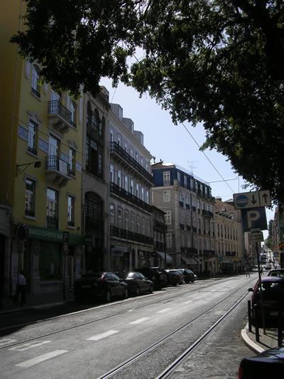 Lisbon Rua Boa Vista