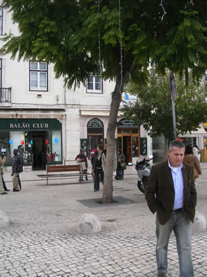 Chapelaria Azevedo Rua Rossio