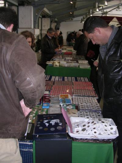 Lisbon Mercado da Ribeira Coin Collectors Market4