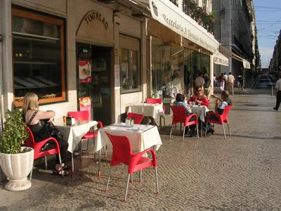 Lisbon Praca da Figuera PastelariaTentacao