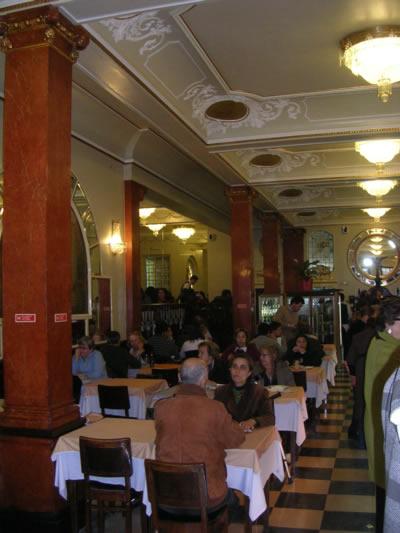 Lisbon Pastelaria Versailles 6 2
