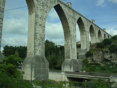 Lisbon Aqueduct June 2008