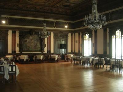 Lisbon Casa do Alentejo Palace room