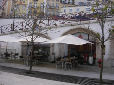 Lisbon Largo Duque Cadaval Rossio Station4
