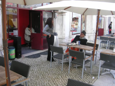 Lisbon Largo Duque Cadaval Rossio Station8