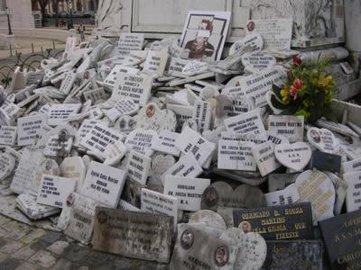 Lisbon Monument Dr Sousa Martins Campo de Santana3