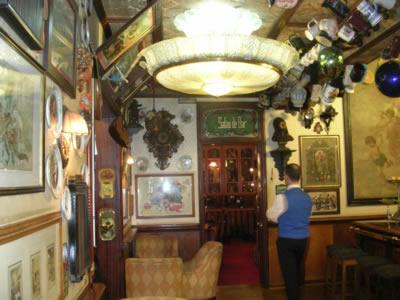 Lisbon Pavilhão Chines4 bar restaurant