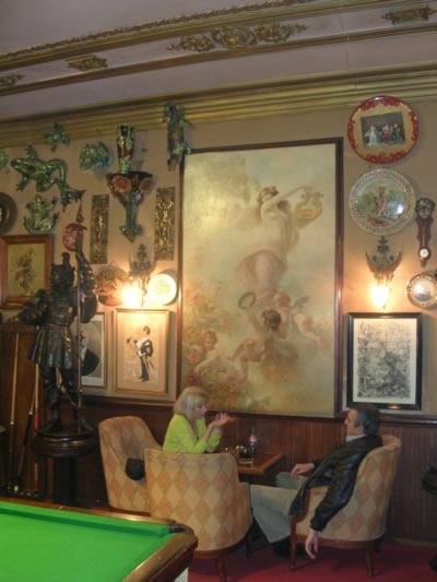 Lisbon Paviljao Chines7 bar retaurant