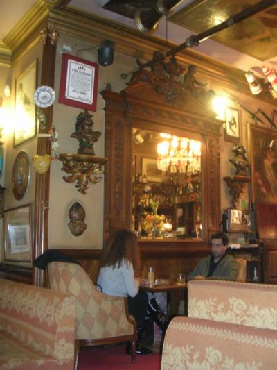 Lisbon Pavilhão Chines9 bar restaurant