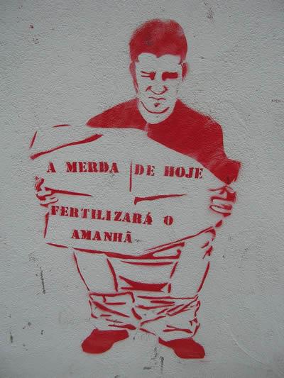 Lisbon Roa do Comerico shit