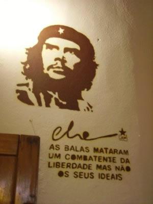 Lisbon Bar Anos 60 Mouraria Che Guevara