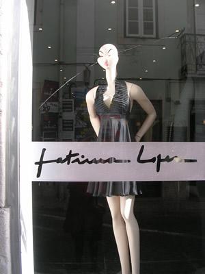 Bairro Alto by day shop Fatima Lopez