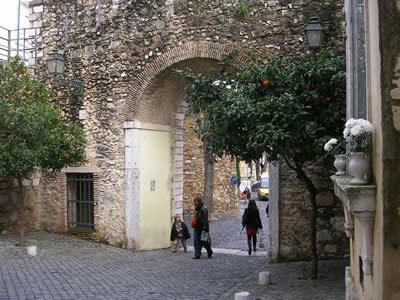 Castelo do Sao Jorge entrance